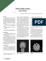 Relato de caso - Tumor de Potts