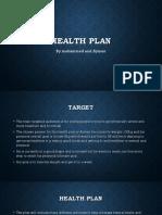 health plan criteria b
