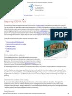 Preparing HDG for Paint _ American Galvanizers Association