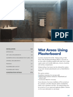 Knauf Blueprint Chapter 3.1.4 Wet Areas Using Plasterboard English