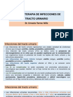 Infecciones de Tracto Urinario 19-II