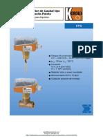 Interruptor Caudal Kobold Paleta Fps