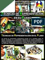 Medios de Representación en un Plano | F A U A S
