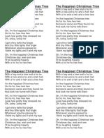 Lagu Natal Sekolah Minggu