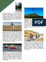 10 Recreational Activities 2