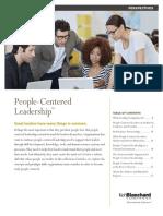 People Centered Leadership
