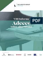 VIII Informe adecco