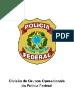 Divisão de Grupos Operacionais