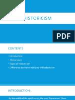 historicsm