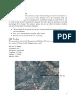 Dharmi- Site Analysis