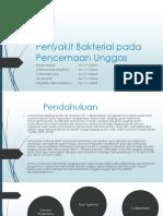 Penyakit Bakterial pada Pencernaan Unggas.pptx