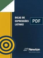 Manual Dicas de Expressoes Direito