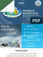 Anomalie magnétique