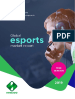 2019 Free Global Esports Market Report