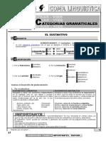 Nº7 CATEGORIAS GRAMATICAELES