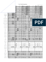(Concert Band) New World Symphonic No 1 - Arr Yeo Chow Shern - Partitura Intera