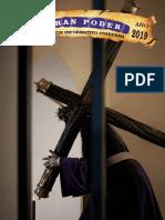 Boletín Hermandad de Jesús Del Gran Poder 2019