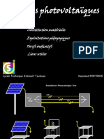 Photovoltaic systems