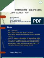 01 Interpretasi Hasil HIV - ARI-dikonversi