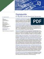 DB Reearch Digitalpolitik