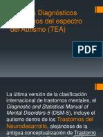 Criterios Diagnósticos TEA