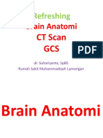 Refreshing Anatomi Dan CT Scan Maret 2017