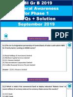 250 MCQs_September 2019_August 2019