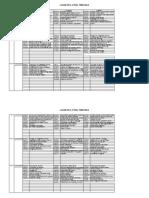 2019_2 E-Exam FINAL Timetable