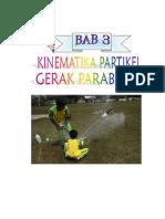 Bab 3 Gerak Parabola