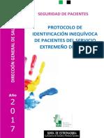 Protocolo Identificacion Inequivoca 2017[1]