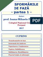 Transformarile de Fazapartea1cod