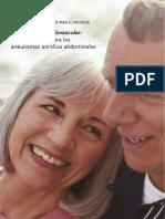 Pacientes Familias AAA Folleto Info