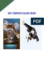 Composites Failure Theories