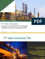 10. Strategi Pencegahan Kecelakaan Di PT VALE Indonesia Presentation to FPP Workshop_APKPI_12102019