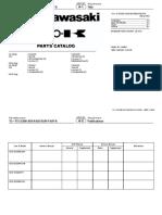 Catalogo Peças 13-15 NINJA 300