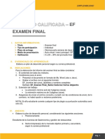 EF Examen Final