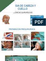 Cirugia de Cabeza y Cuello Tecn Qx