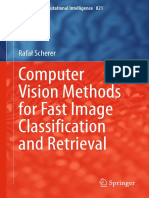 Computer Vision Methods for Fast Image Classification and Retrieval 2020
