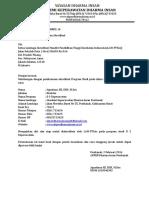 Surat Pengajuan Akreditasi Lam Ptkes 2016