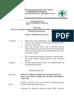Sk Pelyanan Rm,Dan Metoden Indentifikasi