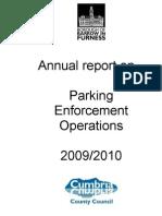 Barrow Annual Report 2009-2010