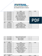 Jadwal Turnamen Futsal Bem Cup IV