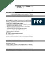 Project Charter (Modelo)