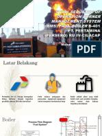 Studi Sequence of Operation Burner Management System (