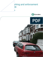 LB Camden Annual Parking and Enforcement Report 2009 (1)