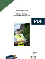 Durham CPEAnnualReport0809