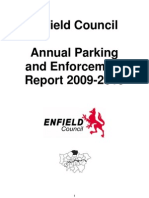 LB Enfield Annual Report 2009-10