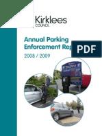 kirklees ParkingAnnualReport