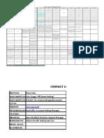 Parking Charges Comparison Table July 2009 V2. Milton Keynesxls