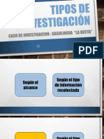 Caso Tipos de Investigacion